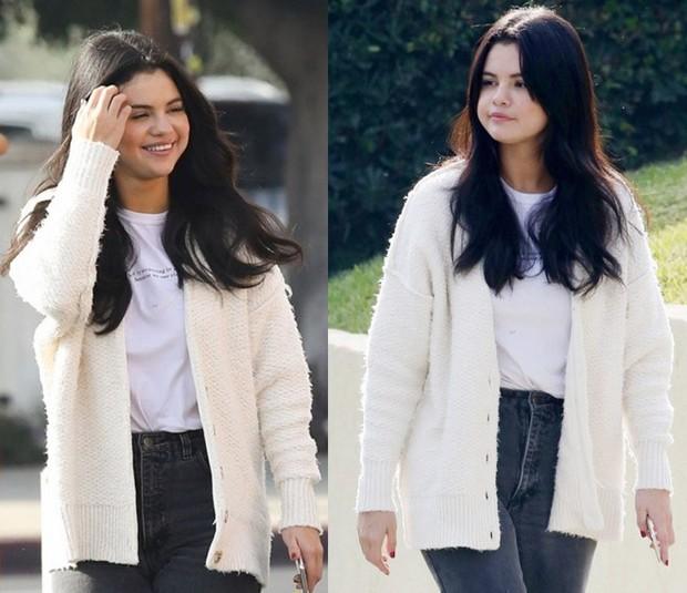 Mặt mộc gây ngỡ ngàng của dàn mỹ nhân Hollywood: Taylor, Kylie và Hadid xuất sắc nhưng Selena vẫn đỉnh nhất - Ảnh 6.