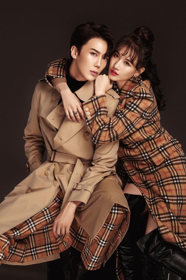 Hari Won ôm ấp trai đẹp Park Jung Min của SS501 cự ly cực gần, netizen hồi hộp theo dõi phản ứng của Trấn Thành - Ảnh 1.