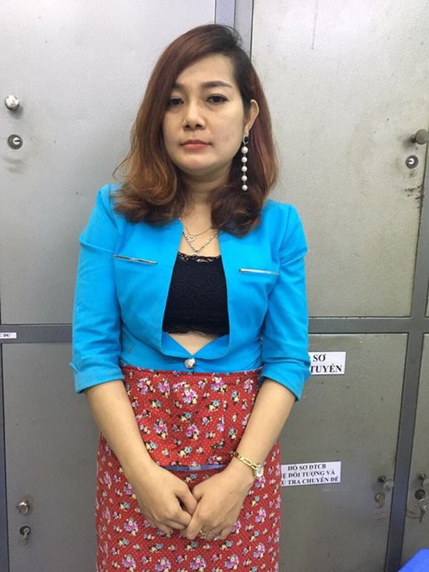 Lời khai của nữ quản lý quán karaoke môi giới cho nhân viên bán dâm giá 1,5 triệu đồng/lượt ở Sài Gòn - Ảnh 1.