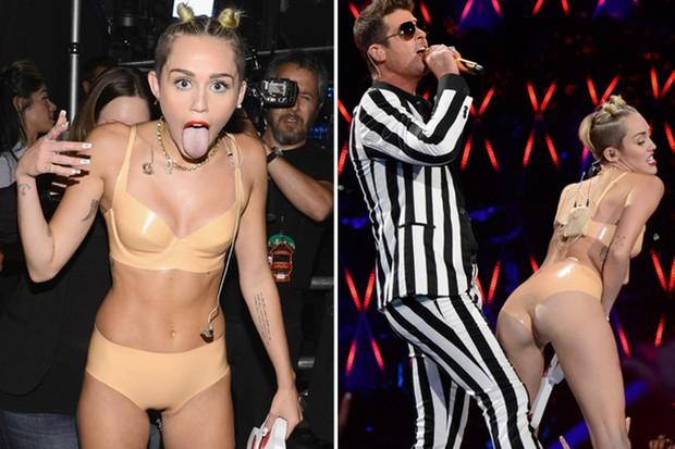 Nồi lẩu drama thập cẩm căng đét làm nên tên tuổi của VMAs: Biến của Taylor và Miley chưa phải gây sốc nhất! - Ảnh 9.