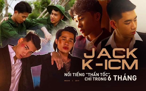 """Jack và K-ICM nổi tiếng """"thần tốc"""" chỉ trong 6 tháng: Vừa ra mắt đã ôm loạt kỉ lục Vpop, đến Sơn Tùng cũng phải dè chừng - Ảnh 1."""
