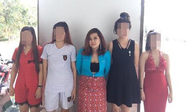 Lời khai của nữ quản lý quán karaoke môi giới cho nhân viên bán dâm giá 1,5 triệu đồng/lượt ở Sài Gòn - Ảnh 2.