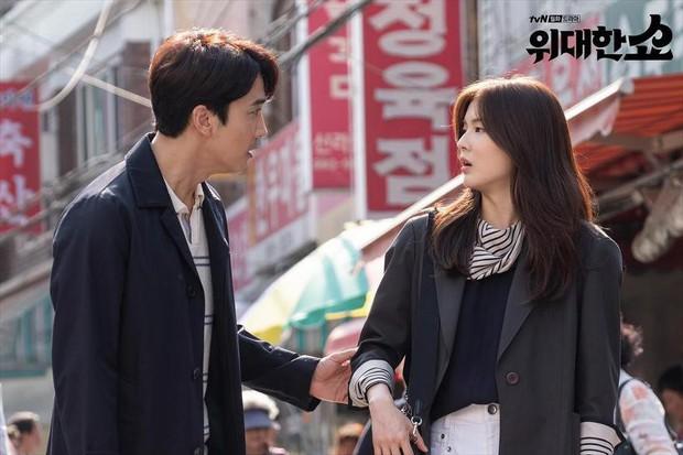 3 lý do phải xem liền The Great Show: Hươu cao cổ Kwang Soo ra mà xem người yêu cặp kè trai đẹp lắm múi này! - Ảnh 4.