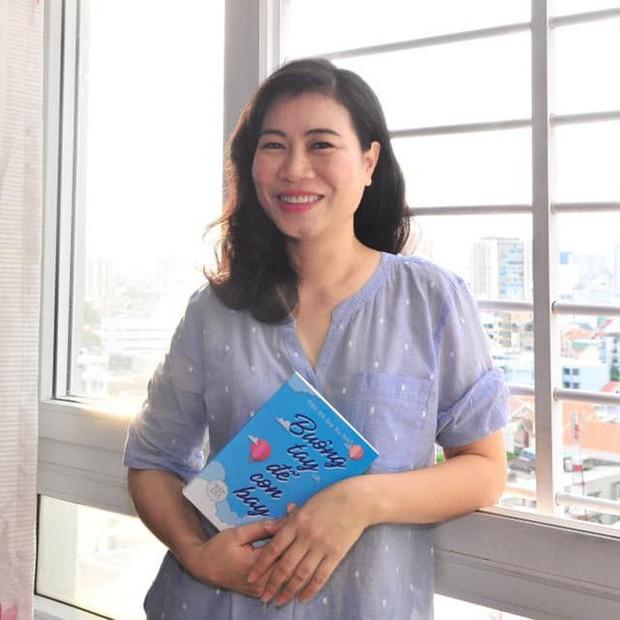 Nhà báo Thu Hà: Bao nhiêu ông bố Việt Nam coi kiếm tiền là việc lớn nhưng dạy con là việc nhỏ? - Ảnh 1.