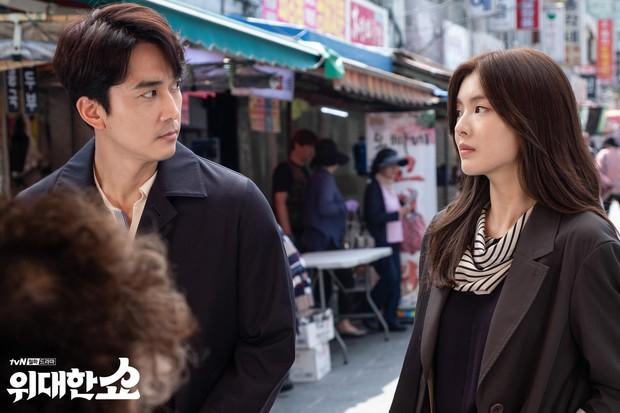 3 lý do phải xem liền The Great Show: Hươu cao cổ Kwang Soo ra mà xem người yêu cặp kè trai đẹp lắm múi này! - Ảnh 6.