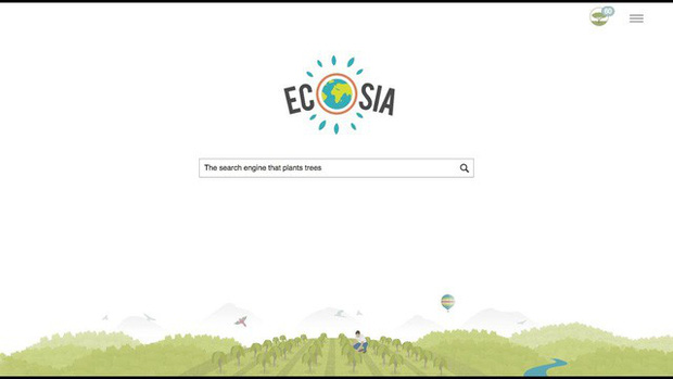 Muốn cứu Trái đất hãy dùng website này thay Google: Dành 80% lợi nhuận để trồng rừng, cứ 45 lượt tìm lại thêm một cây xanh mới được tạo - Ảnh 9.