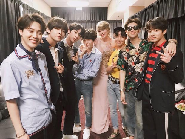 Lướt MXH dạo, Taylor Swift làm ARMY mừng rơn khi bày tỏ tình yêu với BTS theo cách cực đáng yêu - Ảnh 5.