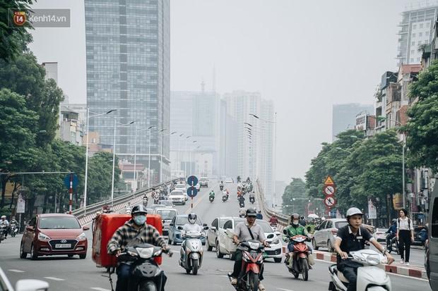 Chuyên gia môi trường lên tiếng về thứ 2 đỏ - ngày có chỉ số ô nhiễm báo động ở Hà Nội: Cần phải dựa vào các kết quả quan trắc khác - Ảnh 6.
