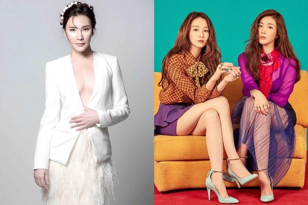 Khi nghệ sĩ Vpop và Kpop song kiếm hợp bích: Thanh Bùi tạo hit cho BTS, Hồ Quỳnh Hương như thành viên thứ 3 của Davichi - Ảnh 6.