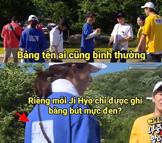 Đến khi nào thì Running Man mới dừng việc đối xử bất công với Song Ji Hyo? - Ảnh 3.