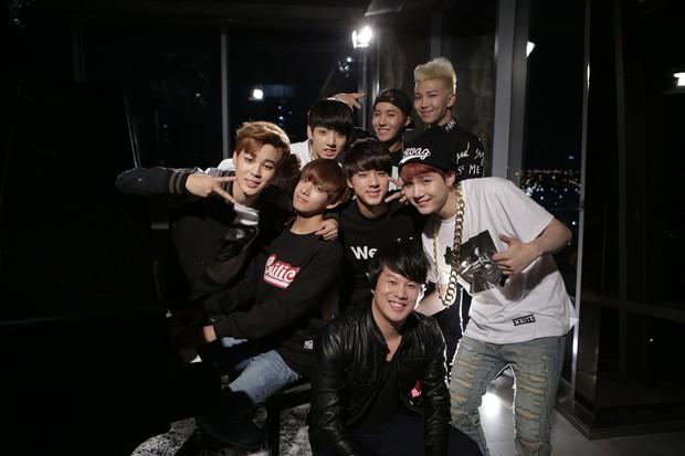 Khi nghệ sĩ Vpop và Kpop song kiếm hợp bích: Thanh Bùi tạo hit cho BTS, Hồ Quỳnh Hương như thành viên thứ 3 của Davichi - Ảnh 1.