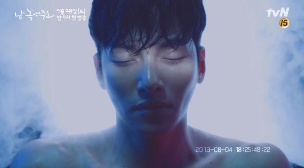 Ji Chang Wook nhá hàng phim mới hóa Captain Korea: Đi đầu xu hướng ngủ đông giữ gìn nhan sắc! - Ảnh 2.