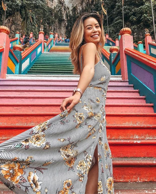 Tỉnh mộng trước nấc thang cầu vồng nổi tiếng nhất Malaysia: Nhìn hình sống ảo thì phát ham, nhưng thực tế lại phũ phàng hơn! - Ảnh 13.