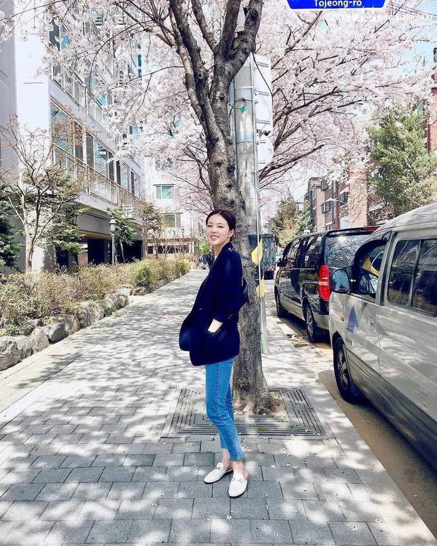 Chị ruột Rosé (BLACKPINK) gây bão mạng: Đẹp cực phẩm, na ná Jisoo và dàn mỹ nhân Hàn, trình độ học vấn còn choáng hơn - Ảnh 11.