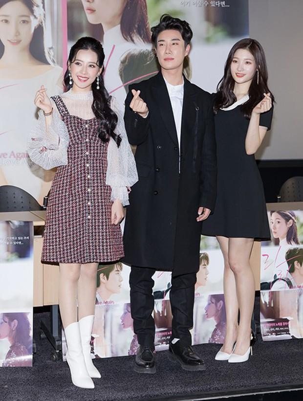 Khi nghệ sĩ Vpop và Kpop song kiếm hợp bích: Thanh Bùi tạo hit cho BTS, Hồ Quỳnh Hương như thành viên thứ 3 của Davichi - Ảnh 13.