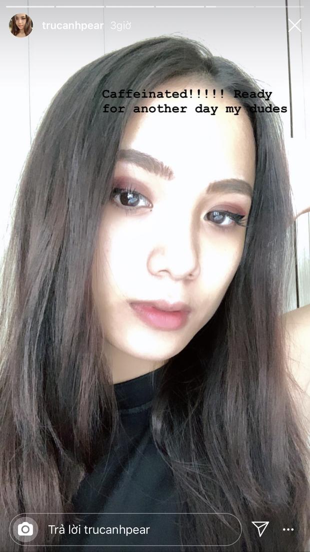Hot girl tạp hoá Hàn Hằng bị đồn là người thứ 3 của Huyme, Trúc Anh liền đăng story ẩn ý về hạnh phúc - Ảnh 4.