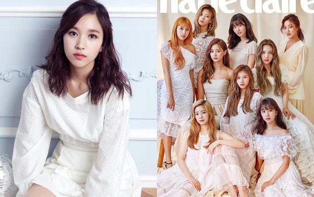 Đóng một vai trò mờ nhạt trong nhóm, TWICE dù thiếu Mina cũng chẳng cần lo lắng khi come back với đội hình 8 người? - Ảnh 1.