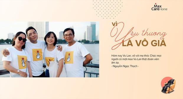 Bảo Thanh, Nguyễn Ngọc Thạch cùng nghìn người con gửi gắm lời yêu thương đến cha mẹ mùa Vu Lan - Ảnh 2.