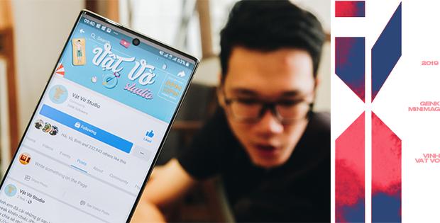 Vlogger Vinh Vật Vờ chia sẻ về lý do không dùng Facebook, mong muốn có mạng xã hội mới quan tâm đến người làm nội dung hơn - Ảnh 1.