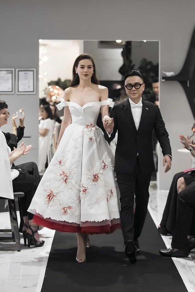 Cặp đôi phá đảo làng mốt Việt chính thức ngồi ghế giám khảo quyền lực Hoa hậu Hoàn vũ Việt Nam 2019 - Ảnh 5.