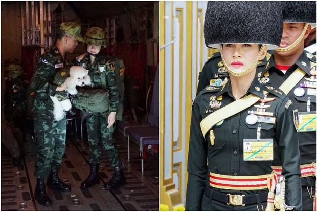 Chùm ảnh Thứ phi Thái Lan đẹp lộng lẫy trên website hoàng gia - Ảnh 4.