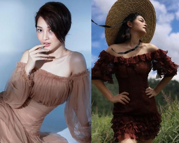 Cùng diện một kiểu váy sexy, Bảo Anh hay gái hai con Phạm Quỳnh Anh sẽ giành phần thắng? - Ảnh 4.