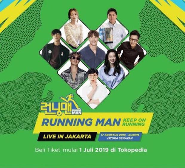 Một fanmeeting siêu to khổng lồ sẽ được tổ chức tại Việt Nam, fan nghi ngờ là Running Man? - Ảnh 6.