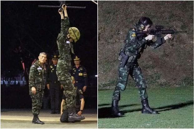Chùm ảnh Thứ phi Thái Lan đẹp lộng lẫy trên website hoàng gia - Ảnh 8.