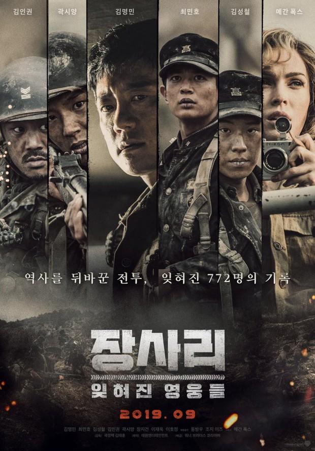 """Điện ảnh Hàn tháng 9: Tâm điểm là """"tân siêu anh hùng Marvel"""" Ma Dong Seok và loạt """"trai trẻ"""" Minho, Jang Ki Yong - Ảnh 15."""