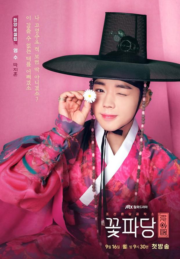 Muốn có chồng mời vào lớp nữ tính của Park Ji Hoon ở Sạp Mai Mối Thời Joseon, bảo đảm lắm anh mê! - Ảnh 5.