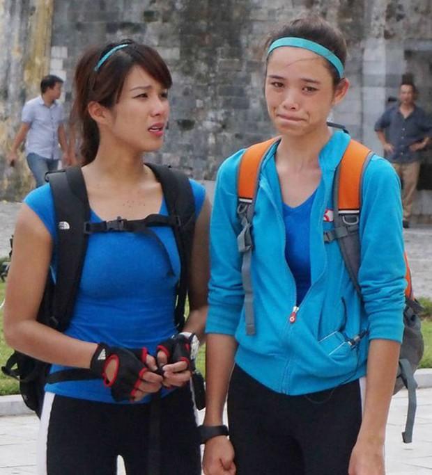 Chưa có đội nữ - nữ nào phá được kỷ lục của Diệp Lâm Anh & Thu Hiền tại Cuộc đua kỳ thú - Ảnh 6.