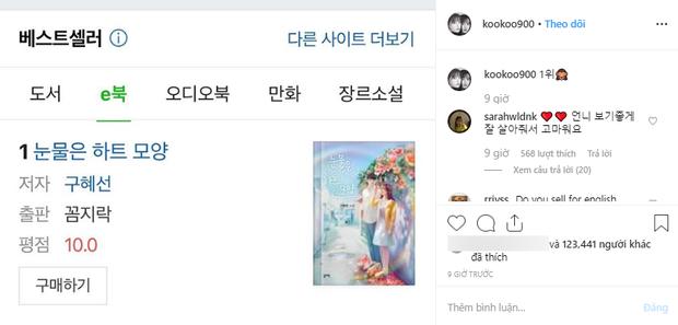 Loạt bài đăng mới chứng tỏ dấu hiệu đáng mừng cho Goo Hye Sun: Ly hôn xong, không thất nghiệp được đâu! - Ảnh 2.