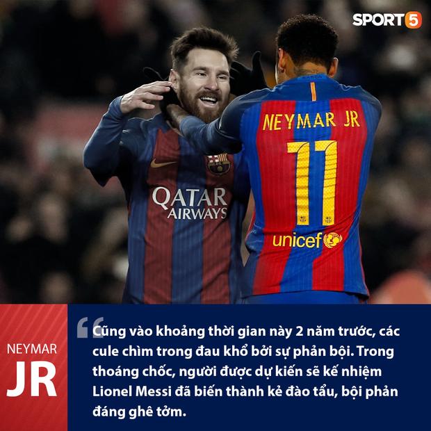 Chuyện lúc 0h: Neymar trở lại Barca, trò đùa thế kỷ mở ra những bi thương - Ảnh 1.