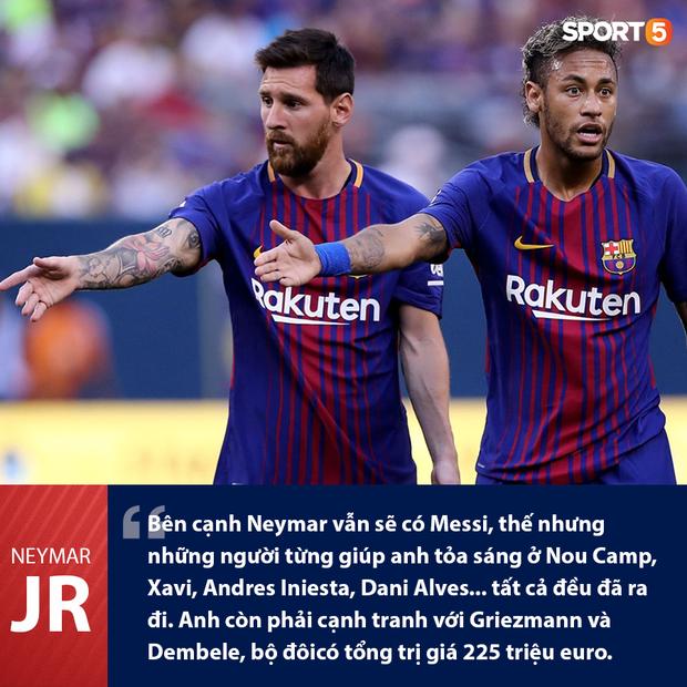 Chuyện lúc 0h: Neymar trở lại Barca, trò đùa thế kỷ mở ra những bi thương - Ảnh 3.