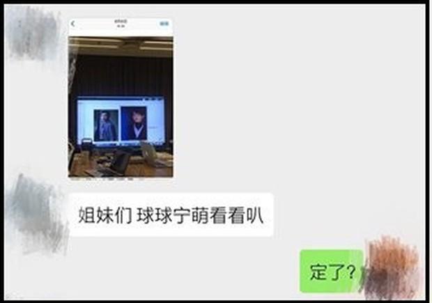 Sốc nhất trong ngày: Gái 1 con Lâm Tâm Như cưa sừng làm nghé kết duyên trai trẻ U20 Tiêu Chiến ở Nhà Thiết Kế? - Ảnh 6.