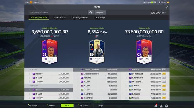 Thị trường chuyển nhượng của FIFA Online 4: Chỉ có HOT và phần còn lại! - Ảnh 2.