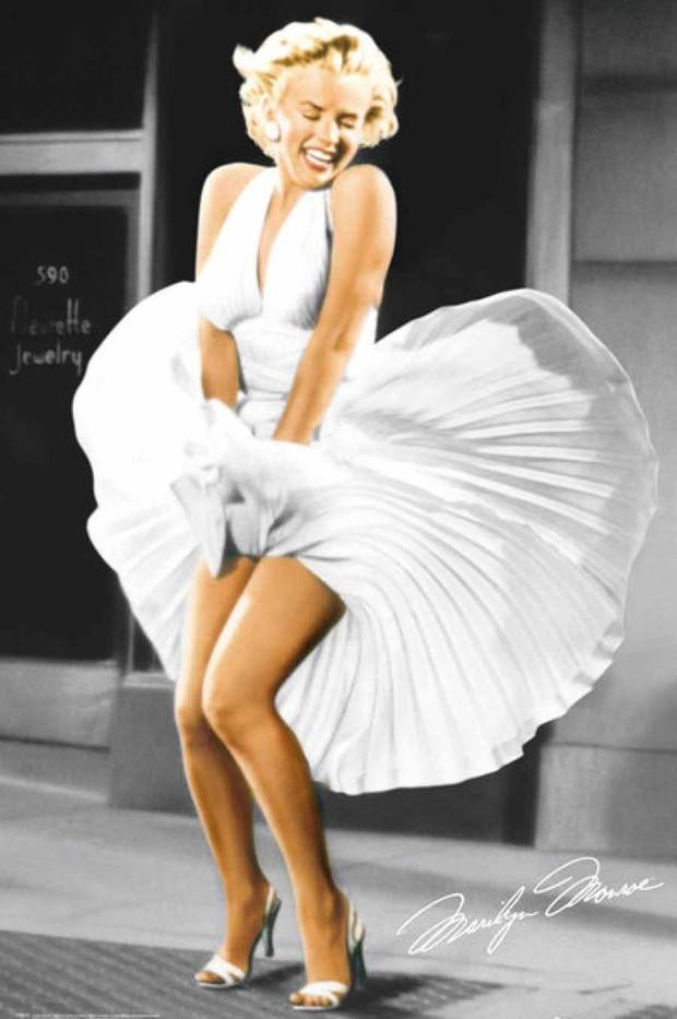 Bi kịch biểu tượng sex Hollywood Marilyn Monroe: Mẹ hóa điên, 5 lần 7 lượt bị xâm hại, 3 lần qua đò và cái chết bí ẩn - Ảnh 5.