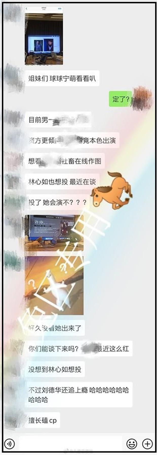 Sốc nhất trong ngày: Gái 1 con Lâm Tâm Như cưa sừng làm nghé kết duyên trai trẻ U20 Tiêu Chiến ở Nhà Thiết Kế? - Ảnh 5.