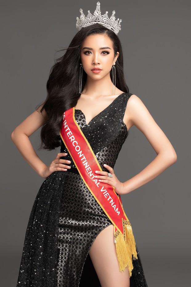 Sau 1 năm rèn giũa, Á hậu Thúy An chính thức xác nhận đại diện Việt Nam dự thi Miss Intercontinental 2019 - Ảnh 1.
