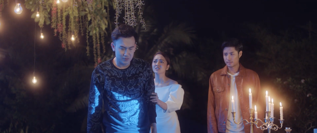 Thêm một MV của Vpop kịch bản tình yêu không có lỗi, lỗi ở bạn thân: Dương Triệu Vũ ngồi xe lăn chua xót cùng Bảo Anh nhìn bạn thân cướp vợ - Ảnh 8.