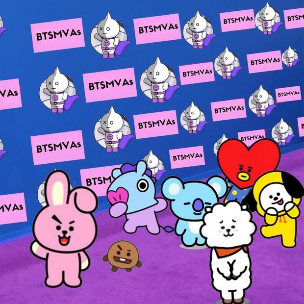 """Ai """"lầy"""" như ARMY: Chê VMAs 2019 đối xử bất công với BTS, lập ngay lễ trao giải riêng để """"trêu ngươi"""" ban tổ chức! - Ảnh 10."""