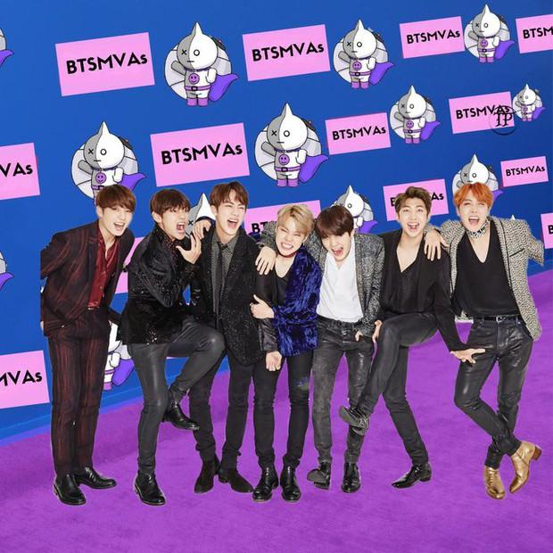 """Ai """"lầy"""" như ARMY: Chê VMAs 2019 đối xử bất công với BTS, lập ngay lễ trao giải riêng để """"trêu ngươi"""" ban tổ chức! - Ảnh 11."""