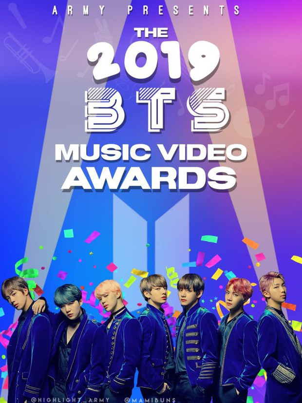 """Ai """"lầy"""" như ARMY: Chê VMAs 2019 đối xử bất công với BTS, lập ngay lễ trao giải riêng để """"trêu ngươi"""" ban tổ chức! - Ảnh 2."""