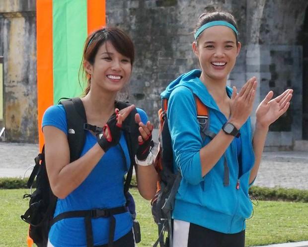 Chưa có đội nữ - nữ nào phá được kỷ lục của Diệp Lâm Anh & Thu Hiền tại Cuộc đua kỳ thú - Ảnh 7.