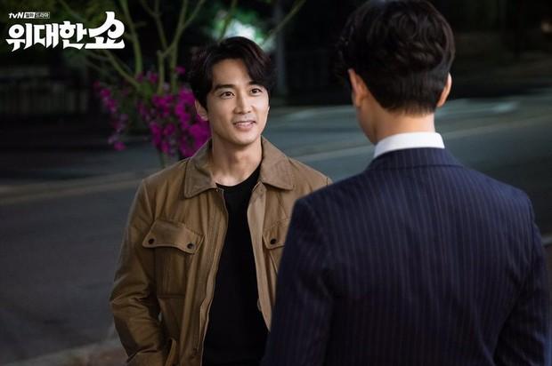 """Hậu Tổng Thống 60 Ngày đạt kỉ lục, Bi Rain """"đơn độc"""" không cứu nổi rating thảm hại phim Hàn đầu tuần! - Ảnh 5."""