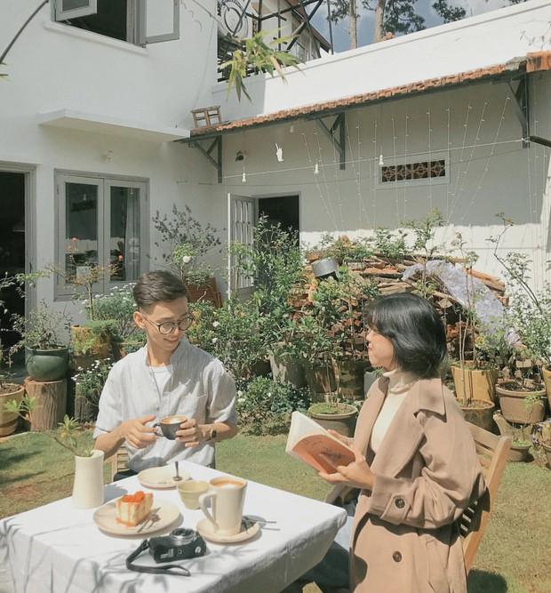 Có tiền đi khắp năm châu bốn bể nhưng cứ hễ lên Đà Lạt là Tăng Thanh Hà lại ghé homestay đặc biệt này  - Ảnh 11.
