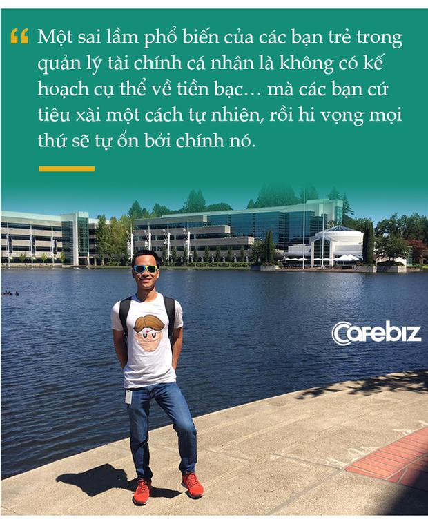 Mẹo quản tiền của chàng trai Việt đang là nhân viên của Amazon: 3 tháng đi xem phim một lần, tự pha chế trà sữa tại nhà, đi du lịch miễn phí nhờ thẻ tín dụng, học đầu tư càng sớm càng tốt - Ảnh 4.