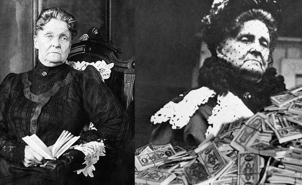 Câu chuyện về nữ triệu phú nổi danh giàu mà ki nhất thế kỷ 20: Biểu tượng đỉnh cao của tính hà tiện liệu có phải là thật? - Ảnh 9.