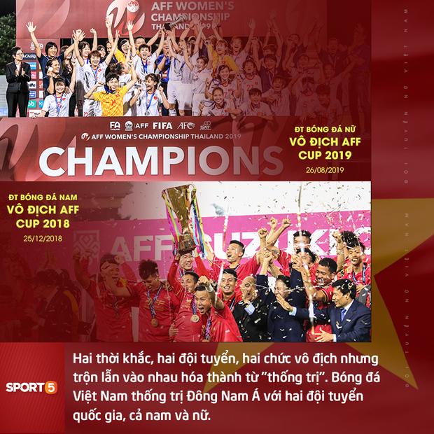 Bóng đá Đông Nam Á tổ chức Prom, tuyển Việt Nam ẵm luôn cả ngôi vua và nữ hoàng - Ảnh 2.