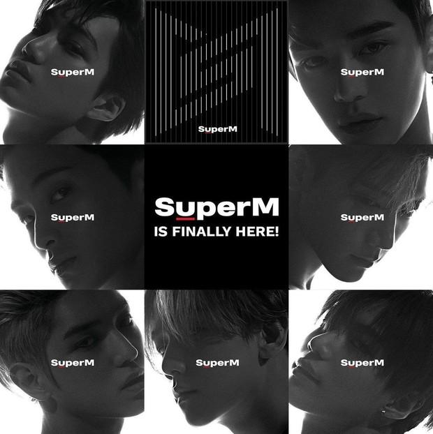 Dù chỉ mới tung hình teaser, SuperM đã khiến fan thiếu nghị lực toàn tập, tranh đấu doanh số album vì ai cũng đẹp trai! - Ảnh 2.